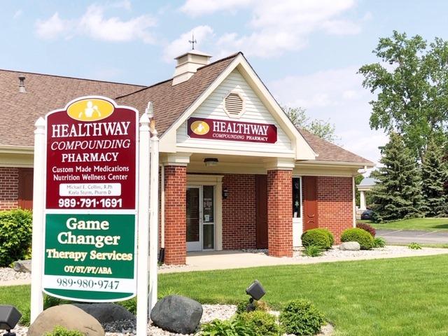 Healthway Pharmacy storefront